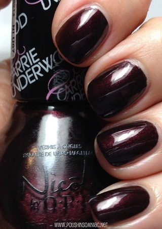 Nicole by OPI Backstage Pass