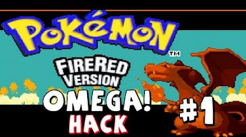 My Pokemon Universe: Pokemon Fire red OmegaComplete
