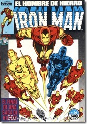 P00069 - El Invencible Iron Man - 174 #175