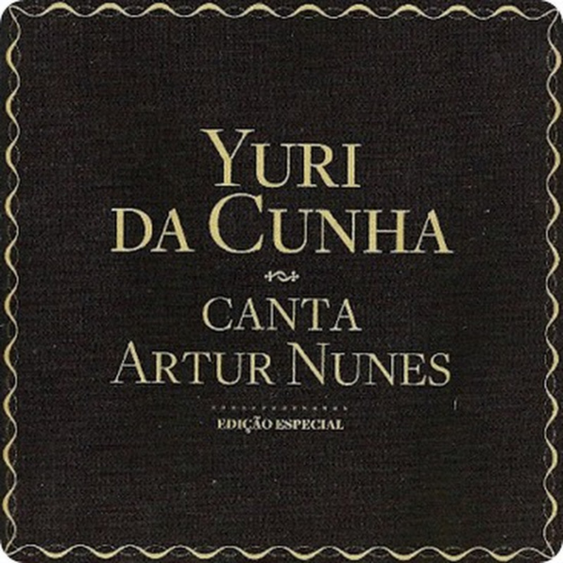 [CD] Yuri da Cunha - Canta Artur Nunes (2012) [Download]