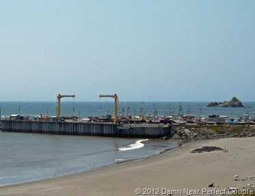 Port Orford Dolly Dock