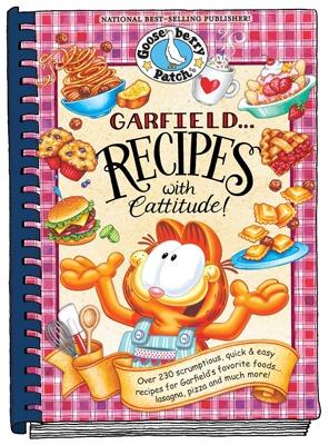 Garfield Recipes With Cattitude