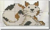 gatos-esquemas-ponto-cruz-motivos-cats-cross stitch-107