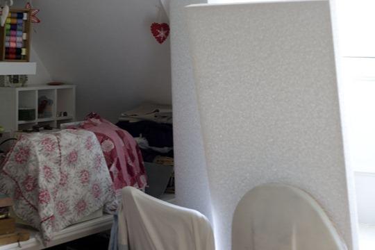Styrofoam photo studio 1