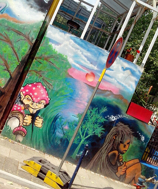 Grafitto Bremen