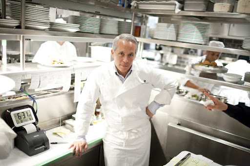 Chef Geoffrey Zakarian, this week's