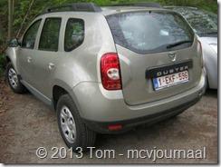 Dacia Duster in Belgie 01