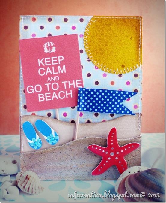 Summer card- Anna