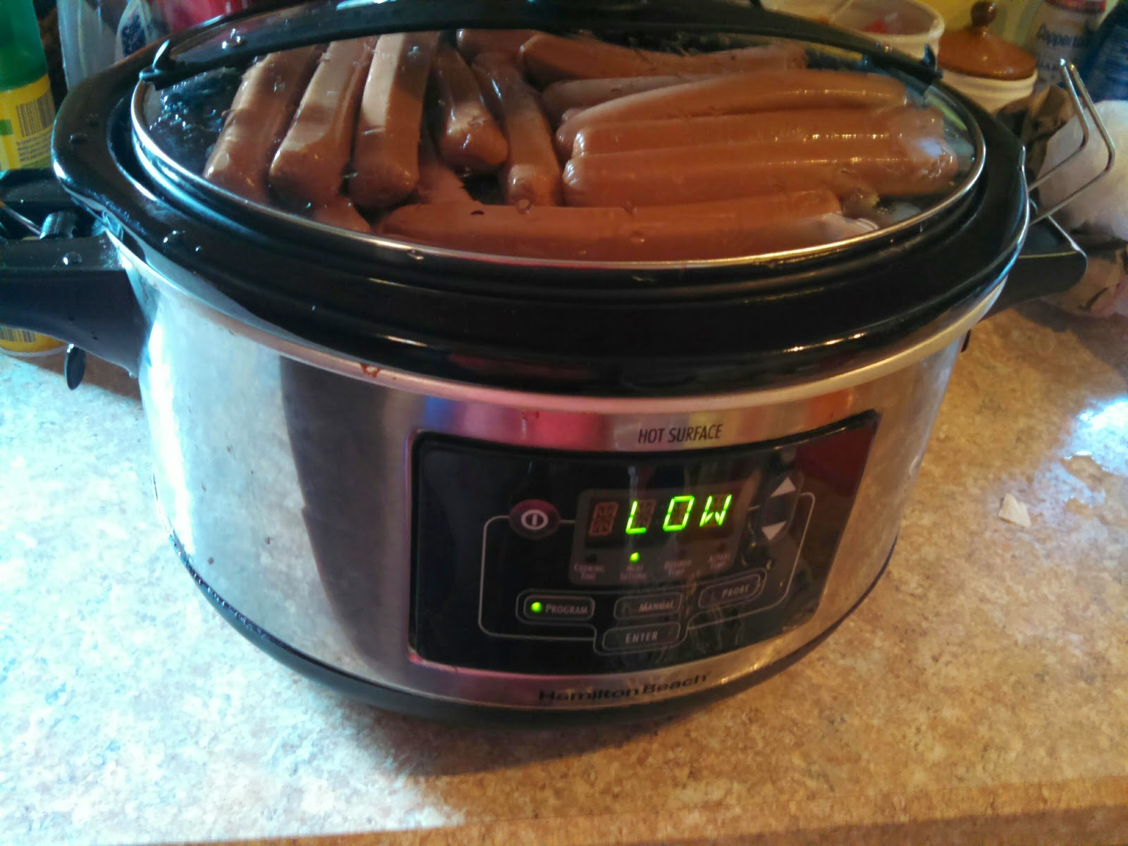 How Many Hot Dogs Fit In A Crock Pot