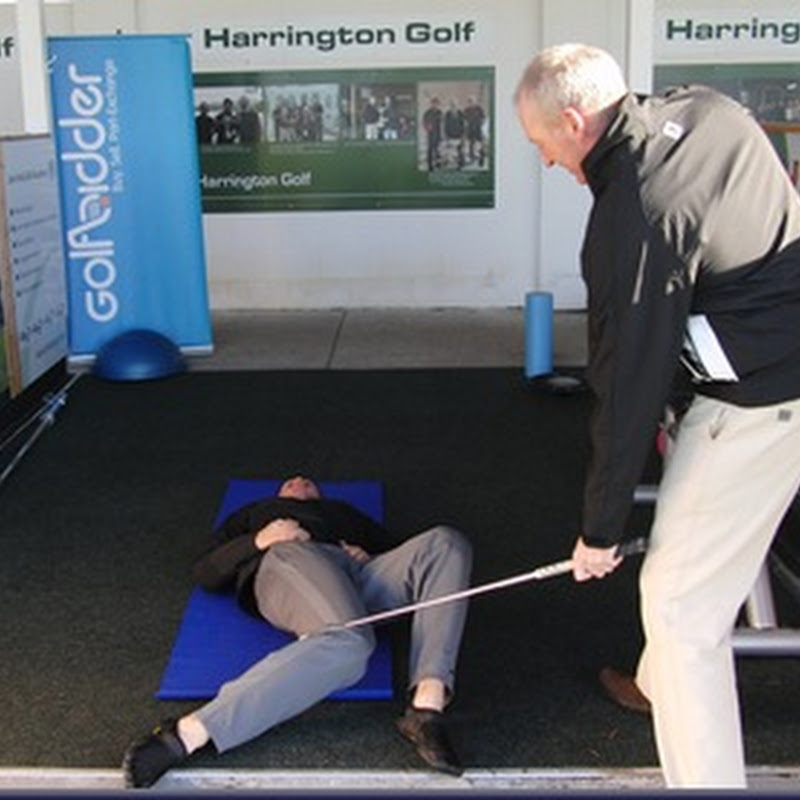 Fit and Able Week 8: Hip Mobility with Robbie Cannon TPI, Harrington Golf