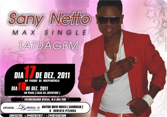 Sany Neto (Maxi Single)