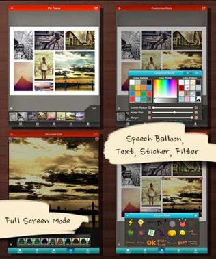 Free Photo Collage and Photo Story Maker