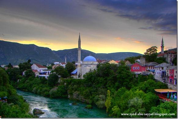 Masjid Karađozbey – Mostar, Bosnia Herzegovina