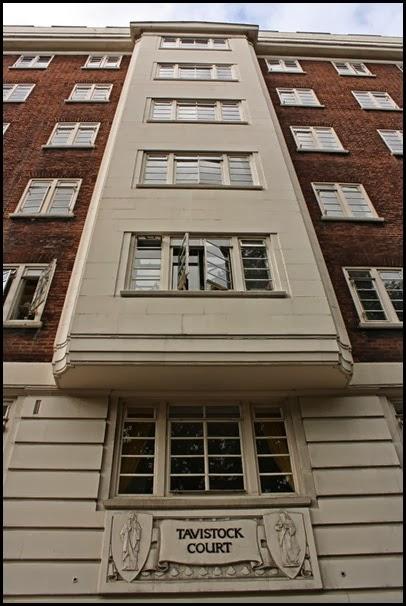 Art Deco Tavistock Court