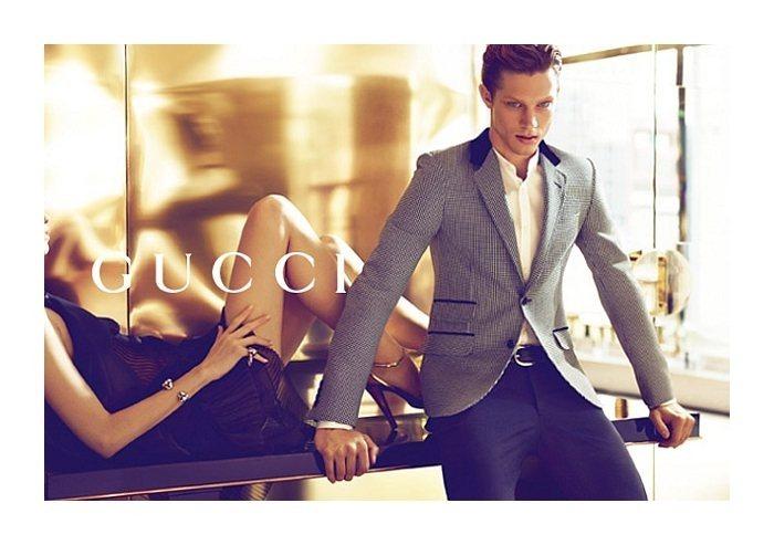 Gucci – Primavera  Verão 2012 (5)