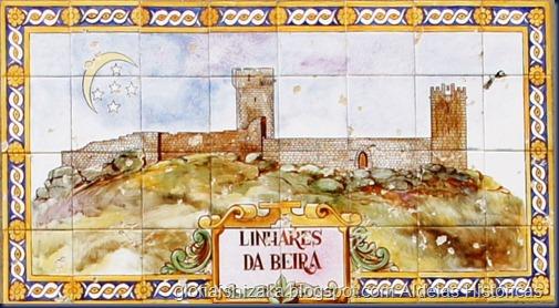 Linhares - azulejo da fonte da misericórdia