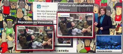 manipulacion informativa venezuela