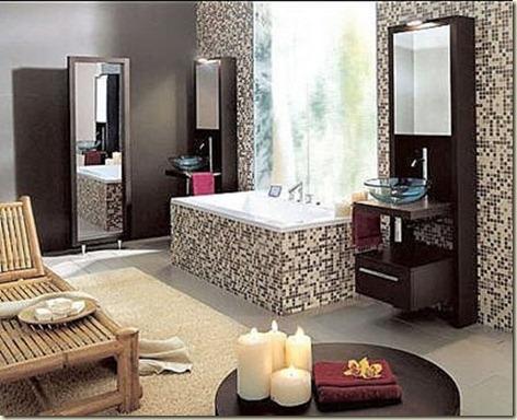 estilos de baños modernos13