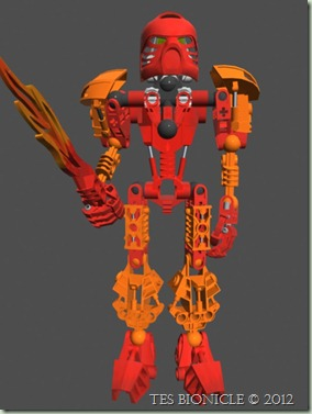 Toa 2.0 Basic Color style
