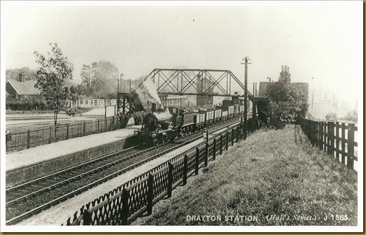Drayton Station Archive 1