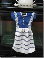 kitchen towel dress 002