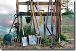 allotment tools
