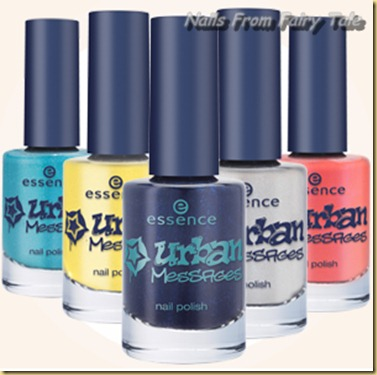 essence urban messages nail polish