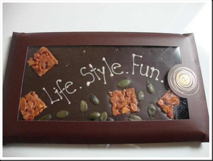 lifestylefun čokolada