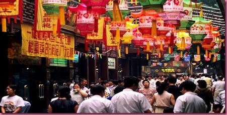 Shangai strade 1