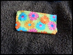 giveaway pouch