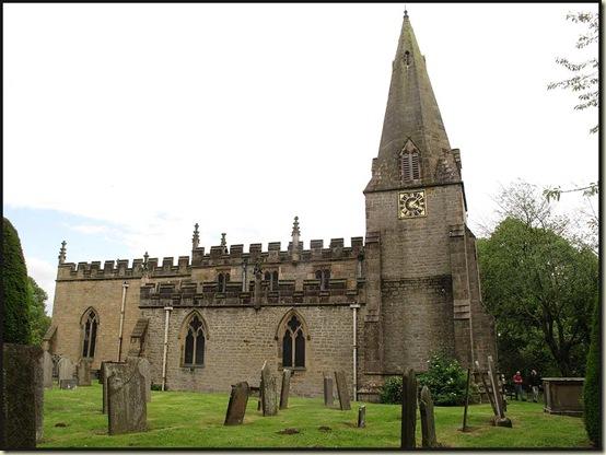 St Anne's, Baslow