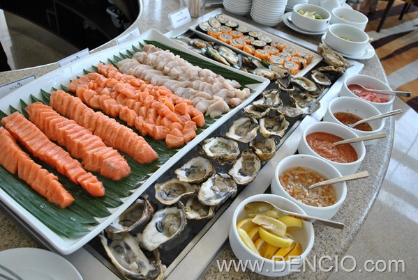 Acacia Hotel Manila (Alabang) Acaci Cafe Buffet 56