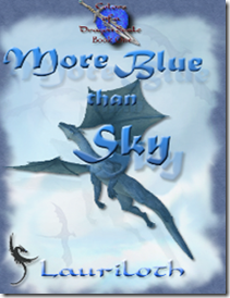 More Blue than Sky Book Cover
