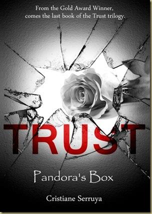 Capa Kindle Pandora's Box
