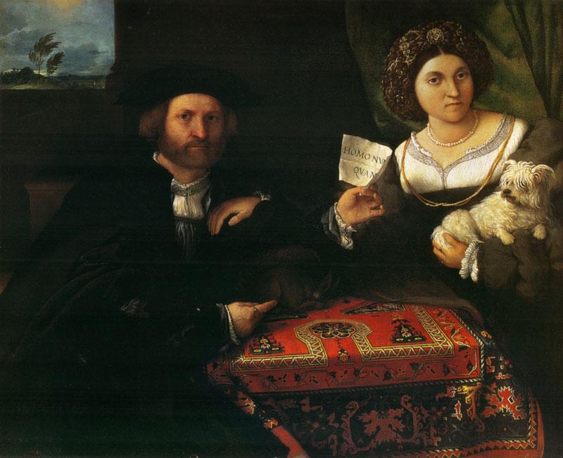 Ritratto di coniugi