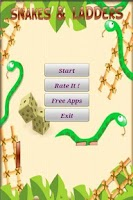 Screenshot of Snakes & Ladders