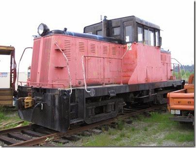 IMG_6449 Centralia-Chehalis Railroad Association Vulcan 45-Tonner on May 12, 2007