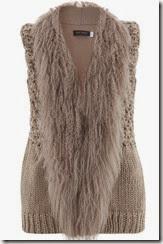 Mint Velvet Montolian Trimmed Sweater Gilet