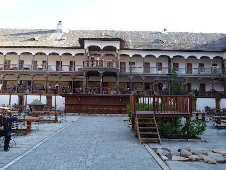 Istorie Bucuresti: Hanul lui Manuc