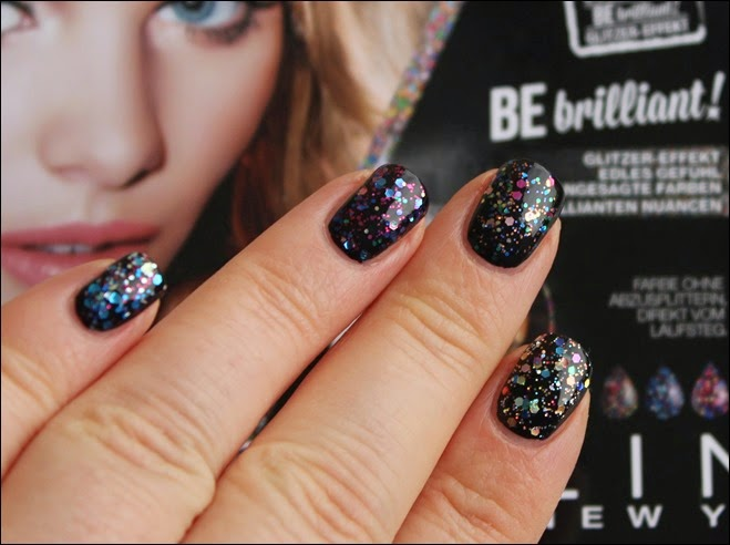 Maybelline Color Show be brilliant LE Swatches 11