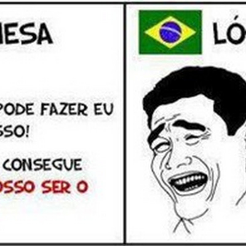 LÓGICA – JAPÃO X BRASIL