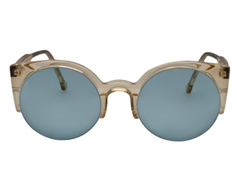 Super-Lucia light resin sunglasses, $163, http://www.amrag.com