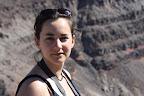 Le lendemain, à l'entrée de la Death Valley.