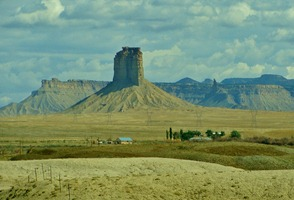 Drive to Rico Chimney Rock (4)