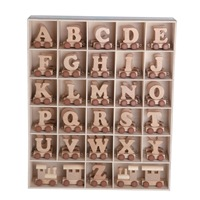 Alphabet aids in learing