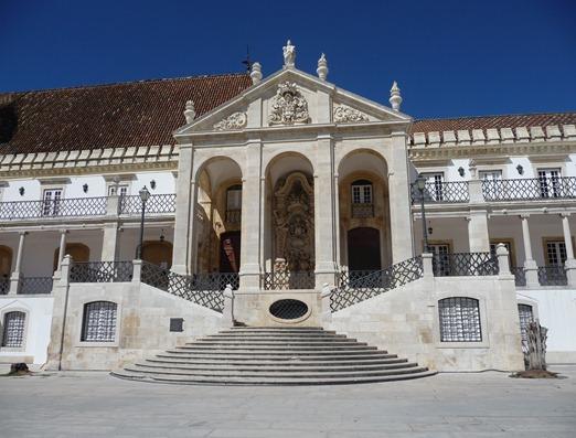 Portugal - Coimbra - Universidade - Glória Ishizaka
