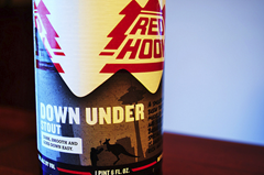 image of Down Under Stout courtesy of our Flickr page