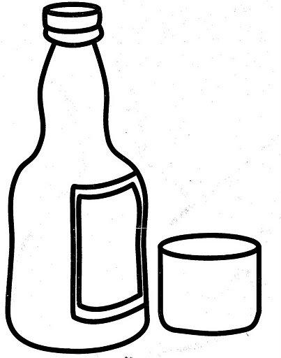coloring pages medicine bottle - photo#8