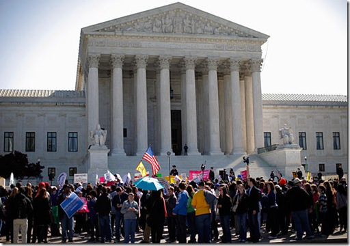 SCOTUS Obamacare Announcement 6-28-12