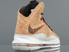 nike lebron 10 gr cork championship 12 03 @KingJames Wears NSWs Nike LeBron X Cork Off the Court